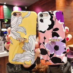 NEW! IPHONE FLORAL CASE 7/8/X/XR/XS MAX